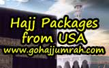 Hajj Packages USA 2013