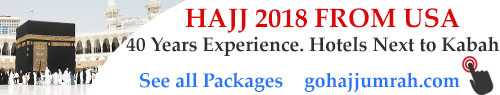 hajj usa 2018 packages