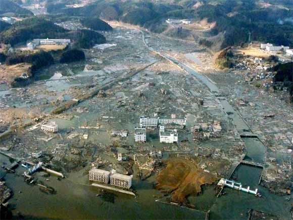 city under water japan